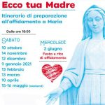 Itinerario di affidamento a Maria