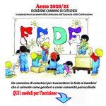 ISCRIZIONE CATECHISMO 2020/21