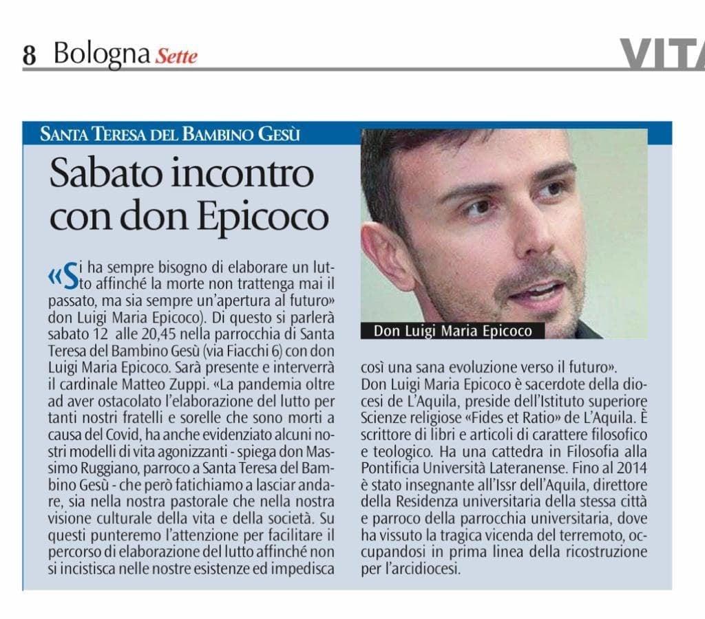 Epicooco a Bologna